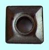 SNUM - 090308 ВК8 квадратная dвн=4мм (03114) со стружколомом (шт)